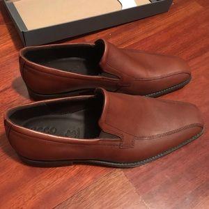 NEW! Men's Ecco Slip-on Loafer, 9.5- 10 (EU 43)